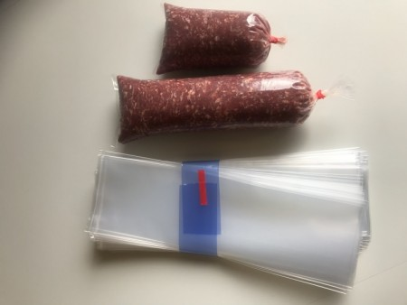 Kjøttdeig poser